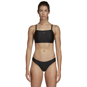 adidas Fit 3-Stripes Infinitex Bikini Women black